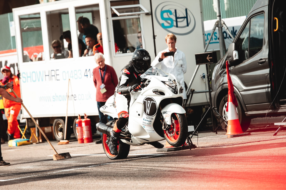 Essential Rider Development for White Motorcycle Concepts Founder and CEO, Rob White