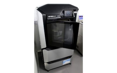 Stratasys F370 Rapid Prototype Machine Delivered