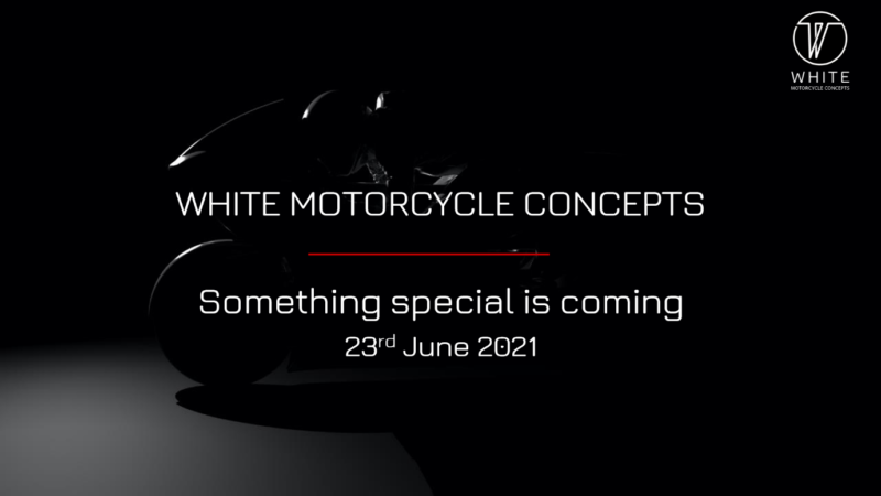 Something Special is Coming from White Motorcycle Concepts