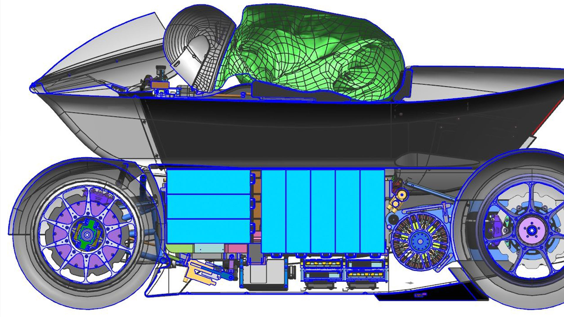WMC250EV Technical image