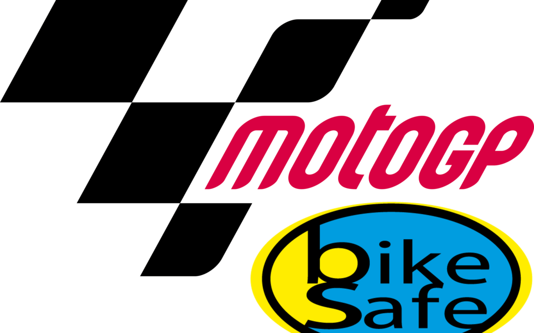 WMC250EV on the Bike Safe Stand at Silverstone Moto GP 27th/29th August